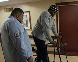 Ex-NBA Player gets Bionic Legs