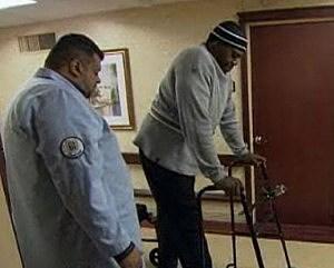 Ex-NBA Player gets Bionic Legs
