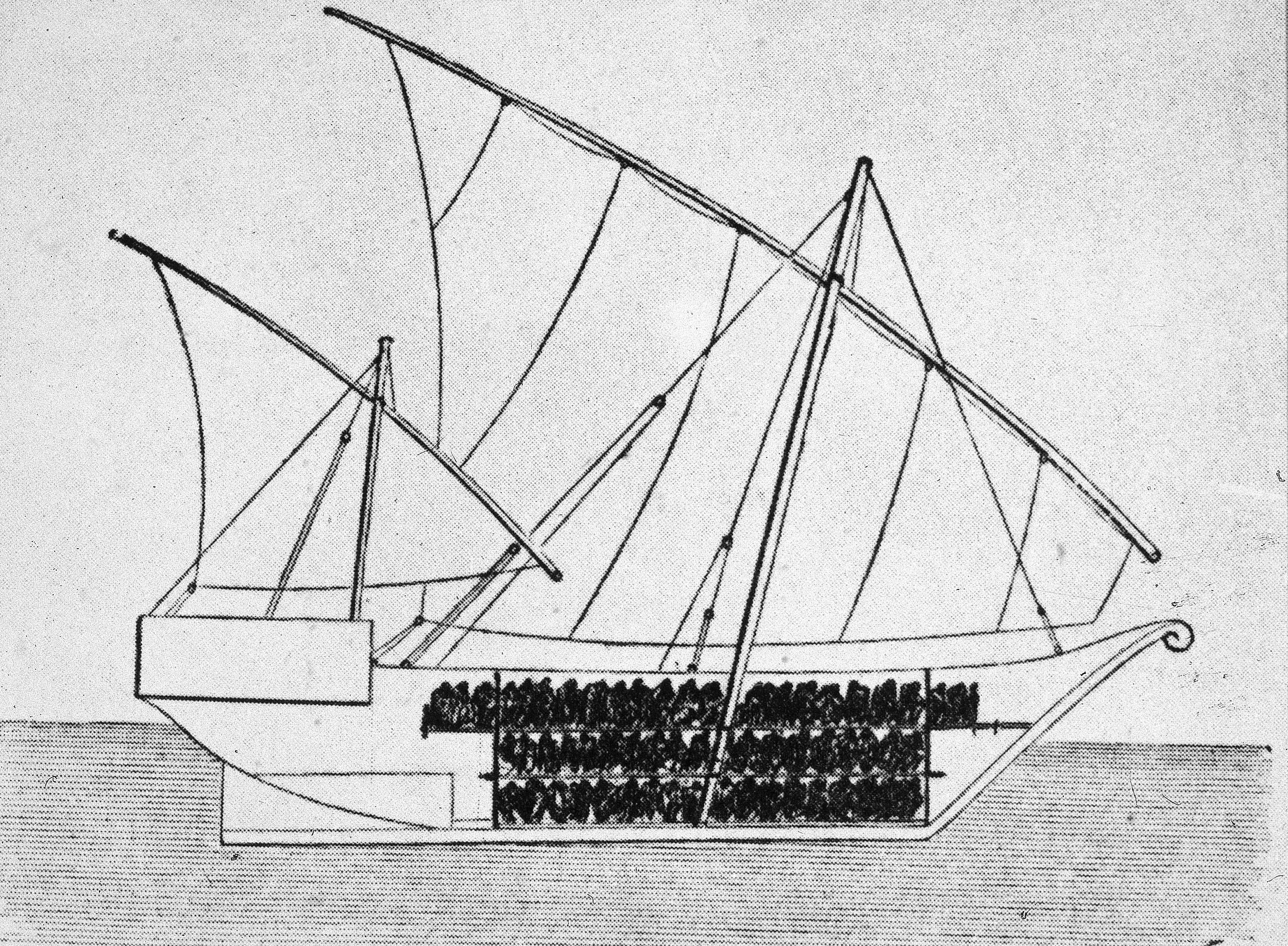 airplanes vs slave ships