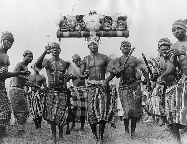 teaching the origin of �black power� � today�s black