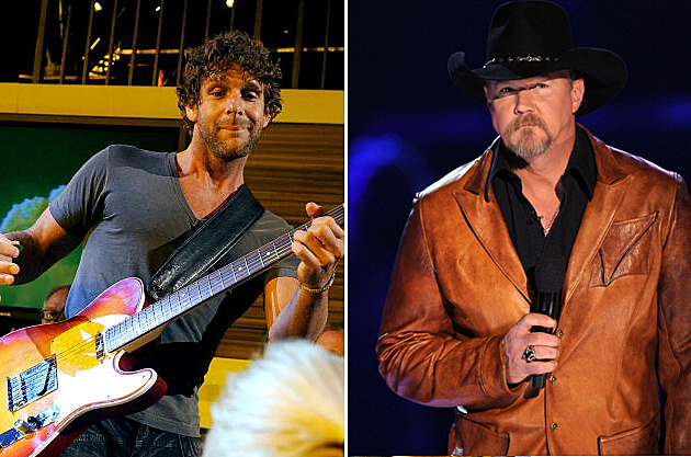 Billy Currington and Trace Adkins