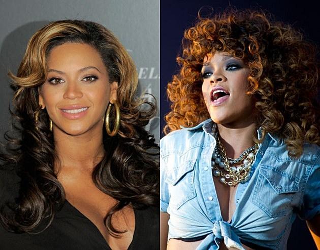 Beyonce - Rihanna