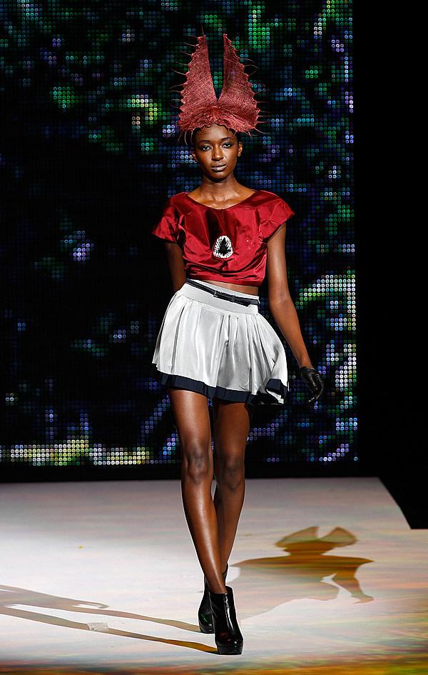 Vogue Magazine African Style