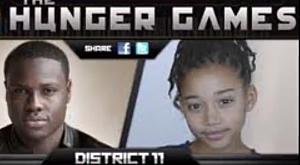 Hunger Games Actors