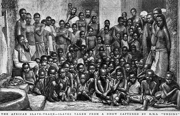 examination of the slave experience The nature and extent of slavery in africa before the atlantic slave  no practical  experience of rice crops and the production of rice required its.