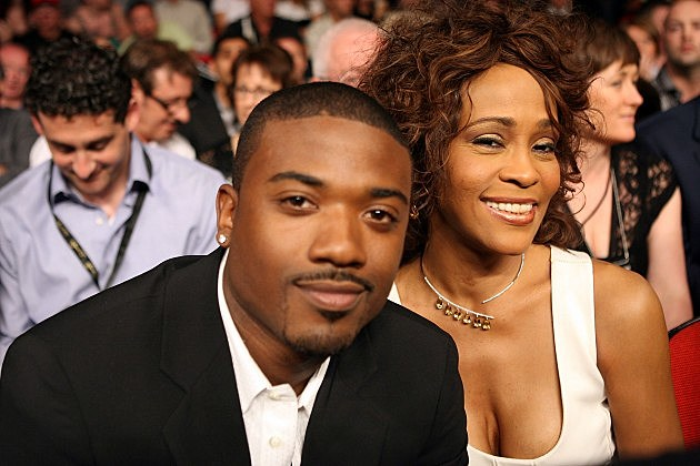 Whitney Houston and Ray J