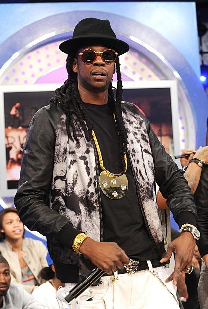 chainz tity boi arrested brass knuckles finger ring