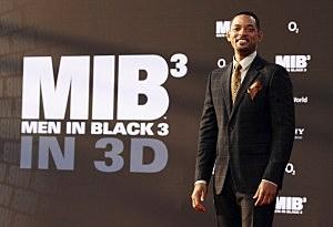 Will Smith - Men In Black 3