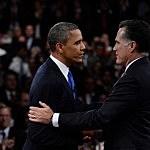 Obama Romney Greeting 2