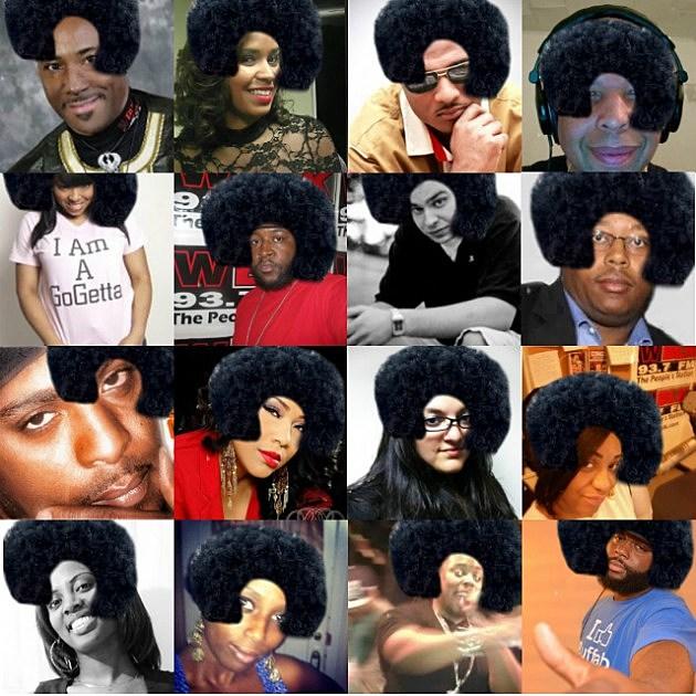 Afro Staff