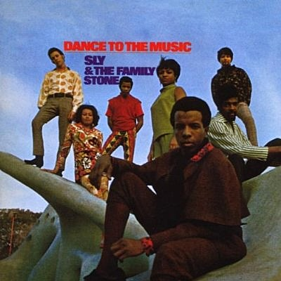 Dance to the Music by Sly and The Family Stone is Todays ThrowbackSunday