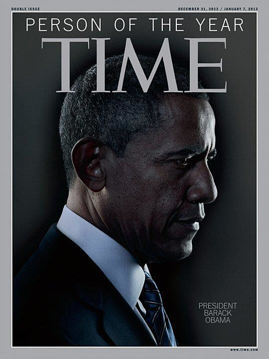 """Time Magazine's """"Man Of The Year"""""""