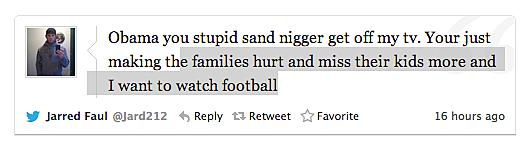 Obama Called Nigger
