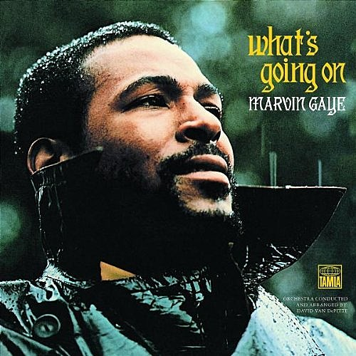 what's going on by marvin gaye via amazon music