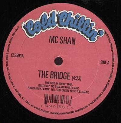 MC Shan The Bridge