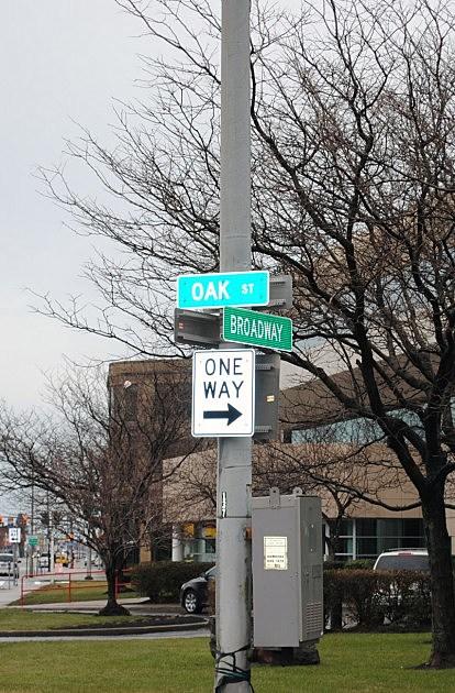Oak and Broadway