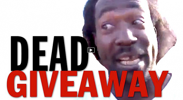 """Charles Ramsey """"DEAD GIVEAWAY"""""""