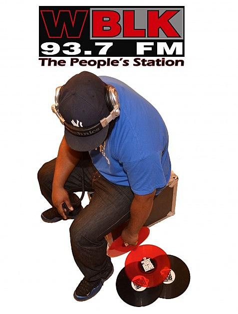 DJ Big Rob on 93.7 WBLK The Freemix