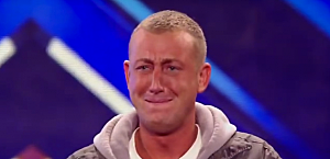 Christopher Maloney on X-Factor