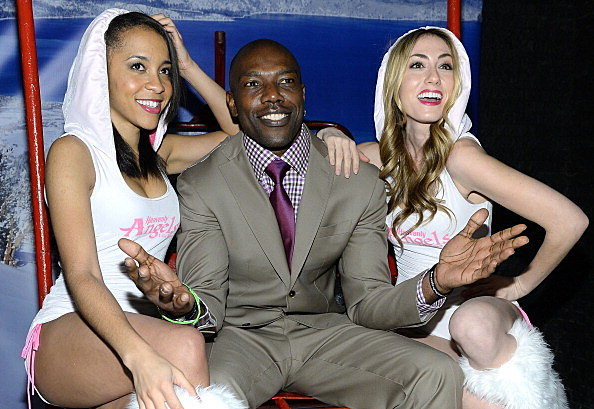 Terrell Owens Wife Want's Divorce