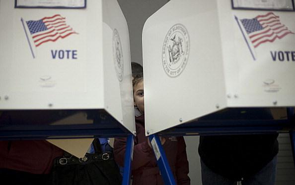 School Election Getty Images Allison Joyce 155662262