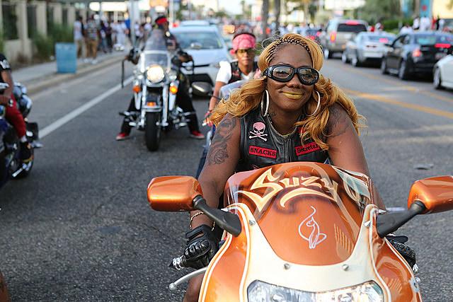 South Carolina Governor Plans To End Black Biker Week Amidst Murders