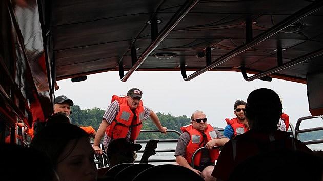 Niagara Jet Adventures On Board