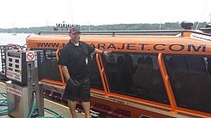 Me (Todd Anderson) @ Niagara Jet Adventures