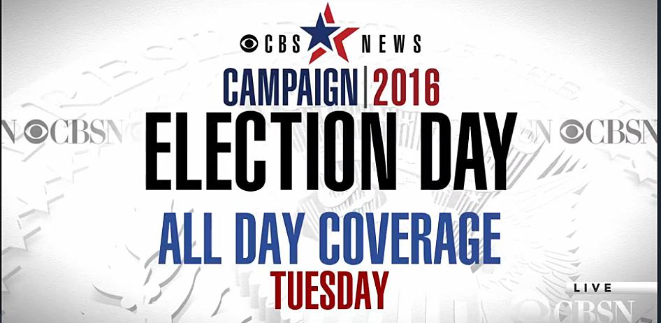 live stream election