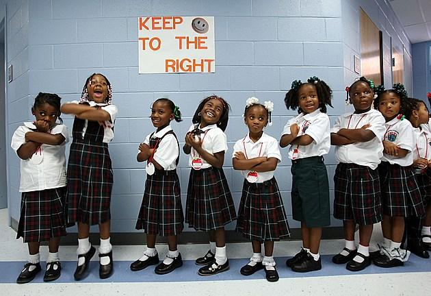 Ninth Ward Kindergarten Re-Opens Two Years After Hurricane Katrina