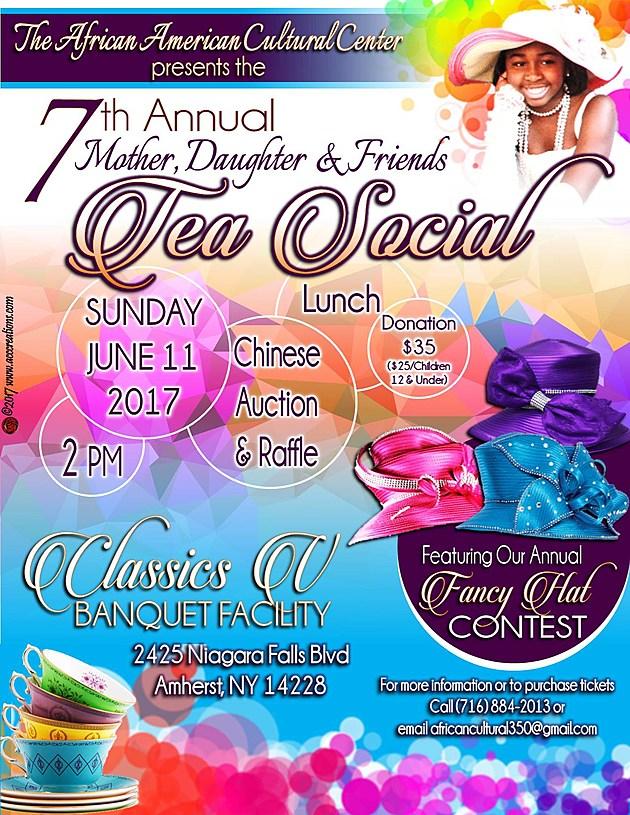 a AACC Tea Social '17 Flyer
