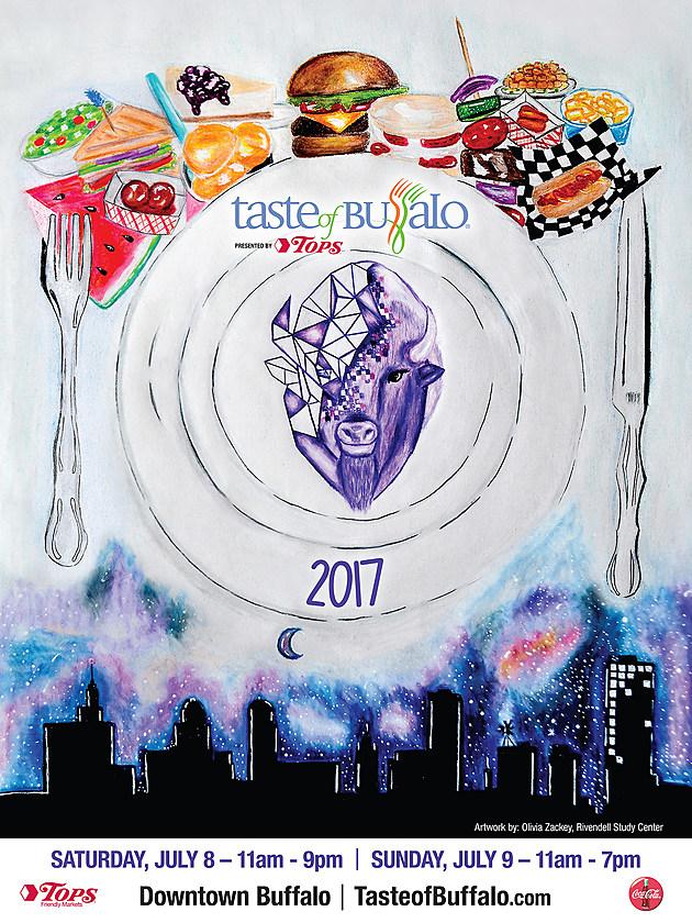 taste of buffalo, 2017