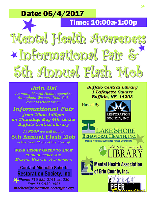 mental health fair 2017